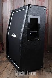 marshall 2x12 vertical slant guitar cabinet marshall mx212a vertical slant 160 watt 2 x 12 guitar speaker