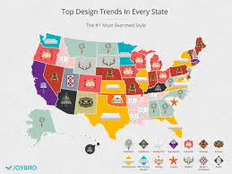 the top interior design styles by state will surprise you