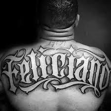 50 back tattoos for masculine ink design ideas