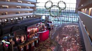 disney u0027s contemporary resort christmas decorations 2012 walt