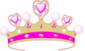 pink princess crown clipart cliparts and others art inspiration