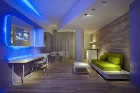 Hotel Bedroom Lighting Design Comfort Beds Design In B4 Hotel Room Interior Space Ideas By