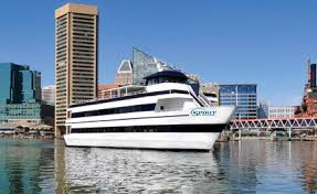 baltimore lunch dinner cruises inner harbor views spirit cruises