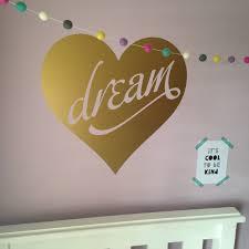 dream dream heart colour chart