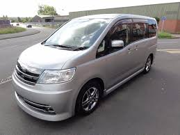 used nissan serena people carrier for sale motors co uk