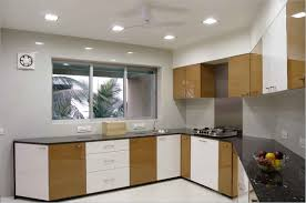 modern kitchen design in india