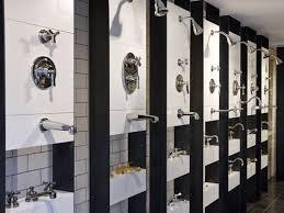 display of taps at waterworks london res pinterest showroom