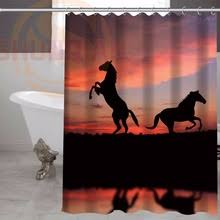 Horse Shower Curtains Sale Online Get Cheap Horse Shower Curtains Aliexpress Com Alibaba Group