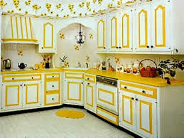 Two Color Kitchen Cabinets Painted Kitchen Cabinets Color Ideas Home Design And Decor Ideas