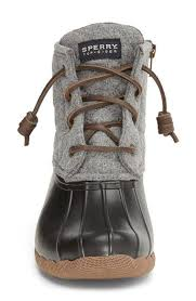 s fashion winter boots canada with these stylish and ultra comfy sperry boots there s no