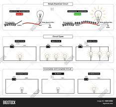 simple electrical circuit types image u0026 photo bigstock
