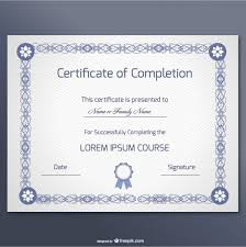 graduation certificate template free download images certificate