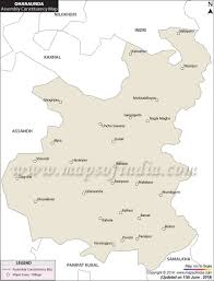 Bahadurgarh Metro Map by Gharaunda Assembly Vidhan Sabha Constituency Map And Election