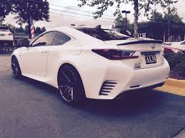 lexus rc 350 deals performance exhaust lexus rc350 u0026 rcf forum