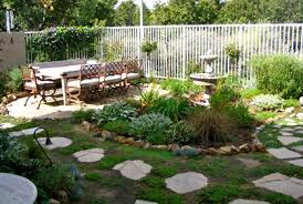 backyard makeover ideas easy landscape design plans