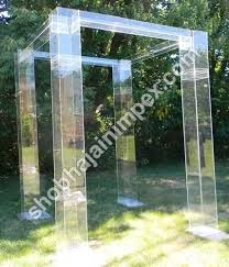 wedding mandap for sale wedding mandap acrylic pillar wedding mandap acrylic pillar