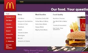 website menu design tips for designing vertical website navigation menus