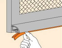 Shower Door Drip Rail And Sweep How To Replace A Shower Door Sweep Hunker