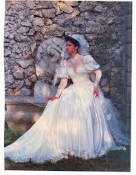 1985 wedding dresses brides dec 1984 jan 1985 1980 s wedding dress