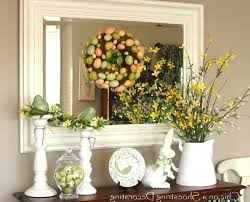 entry table ideas decorations 70 beautiful easter table decoration ideas easter