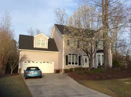 gaf timberline hd shingles in charcoal on this home in clayton gaf timberline hd shingles in charcoal on this home in clayton gives this house an updated