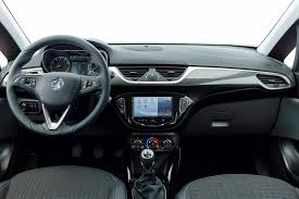 vauxhall corsa inside new vauxhall corsa 1 4t 100 sri vx line 5dr petrol hatchback for