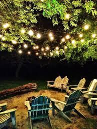 20 adding diy backyard lighting for summer nights ideas