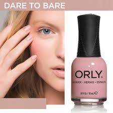 dare to bare spring 2014 orlynails blush blush spring 2014