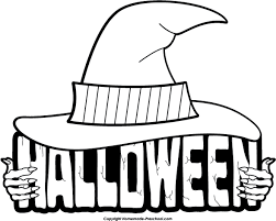 vintage happy halloween clipart u2013 halloween clip art black and white many interesting cliparts