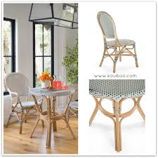 Rattan Accent Table Natural Rattan And Wicker Accent Furniture Add Pizzaz To Your Home