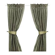 curtains ikea green decorate the house with beautiful curtains