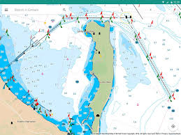 nautical map embark personal nautical maps android apps on play