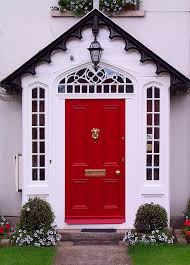 front doors unique coloring feng shui red front door 11 feng