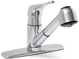 single handle pull out kitchen faucet pull out kitchen faucet premier faucet