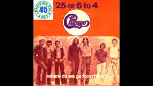 4 6 photo albums chicago 25 or 6 to 4 chicago ii 1970 hidef sotw 165