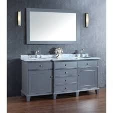 Bathroom Vanity Tops by Stufurhome Hd 7000 Cadence 60 Double Sink Bathroom Vanity With
