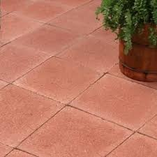Lowes Patio Stone by Shop Gray Square Patio Stone Common 12 In X 12 In Actual 11 7