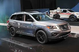 nissan rogue midnight edition nissan brings special midnight edition package to six models