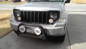 jeep commander black headlights lost jeeps view topic adding fog lights without the