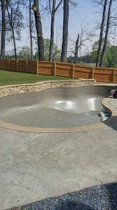 Backyard Pool And Basketball Court Aqua Fun Inground Swimming Pool Builder Designer Gallery