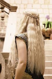 daenerys style hair the best khaleesi hair on game of thrones daenerys best braid moments