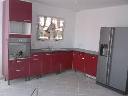 meuble de cuisine en kit cuisine moderne maroc