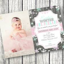 best winter onederland birthday invitation products on wanelo