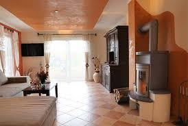 mediterrane wohnzimmer moderne häuser mit gemütlicher innenarchitektur kleines kühles