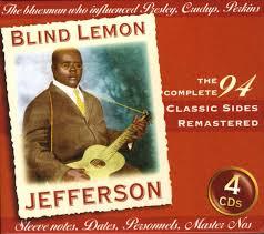 blind lemon jefferson the complete paramount sides amazon com