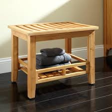Bench For Bathroom - best wood for bathroom bench wooden bench tops for bathrooms full