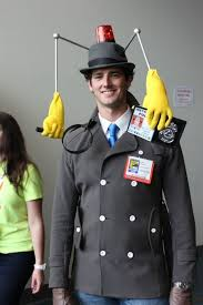 awesome costumes 41 awesome diy costumes for guys inspector gadget
