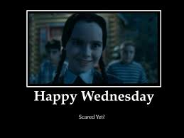 Wednesday Addams Meme - wednesday addams by link5567 on deviantart