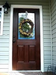 Best Paint For Exterior Door Painting A Metal Door With Spray Paint Painting Steel Doors