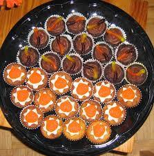 halloween cupcakes sweet leaf